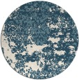 rug #1082502 | round abstract rug