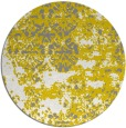 rug #1082521 | round faded rug