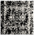 rug #1082934 | square white faded rug