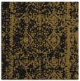 rug #1082950 | square mid-brown traditional rug