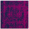 rug #1082966 | square blue faded rug