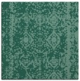 rug #1082986 | square blue-green faded rug