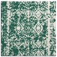 rug #1083066 | square blue-green traditional rug