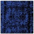 rug #1083130   square black graphic rug