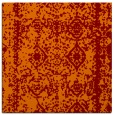 rug #1083134 | square orange popular rug