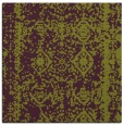 rug #1083170 | square purple faded rug
