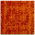 rug #1083186 | square red graphic rug