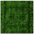 rug #1083214 | square light-green traditional rug