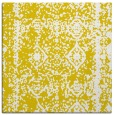 rug #1083254 | square white faded rug