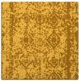 rug #1083258 | square light-orange faded rug