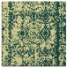 rug #1083262 | square yellow faded rug