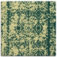 rug #1083262 | square yellow rug