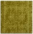 rug #1083266 | square light-green graphic rug