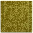 rug #1083266 | square light-green traditional rug