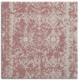rug #1083286   square pink faded rug