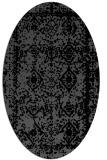 rug #1083307 | oval traditional rug