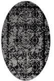 rug #1083474 | oval rug