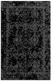 rug #1083674 |  black damask rug