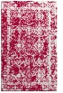 rug #1083786 |  red traditional rug