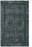 rug #1083798 |  green traditional rug