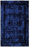 rug #1083866 |  black damask rug