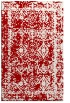 rug #1083918 |  red traditional rug
