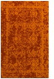 rug #1083934 |  red-orange traditional rug