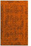 rug #1083942    red-orange faded rug