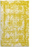 rug #1083958 |  white damask rug