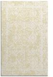rug #1083986 |  yellow faded rug