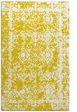 rug #1083990 |  yellow faded rug