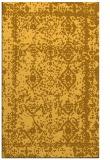 rug #1083994 |  light-orange traditional rug