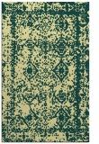 rug #1083998 |  yellow faded rug
