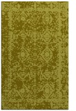 rug #1084002 |  light-green damask rug