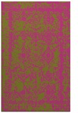 rug #1084010 |  light-green damask rug