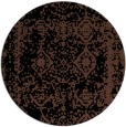 rug #1084050 | round faded rug