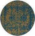 rug #1084065 | round graphic rug
