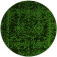 rug #1084097 | round faded rug