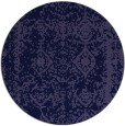 rug #1084122 | round traditional rug