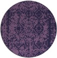 rug #1084135 | round faded rug