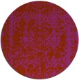 rug #1084300 | round graphic rug