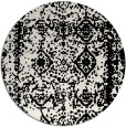 rug #1084322 | round faded rug