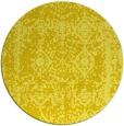 rug #1084329 | round damask rug
