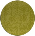 rug #1084373 | round faded rug
