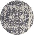 rug #1084400 | round traditional rug