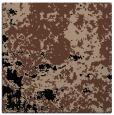 rug #1084786 | square black damask rug