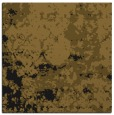 rug #1084790 | square mid-brown faded rug