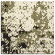 rug #1084794   square black damask rug