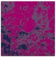 rug #1084806 | square blue traditional rug