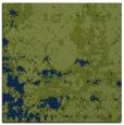 rug #1084814 | square green damask rug